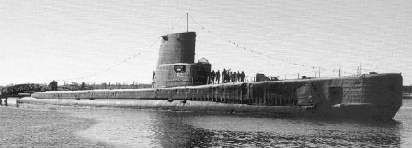 USS Grouper AGSS-246